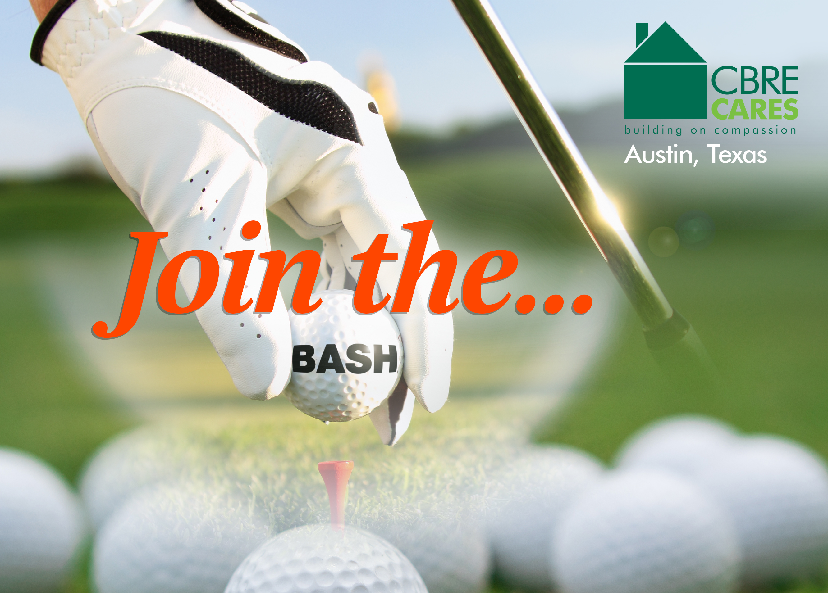 CBRE Cares Charity Golf Bash — Austin — May 7, 2019