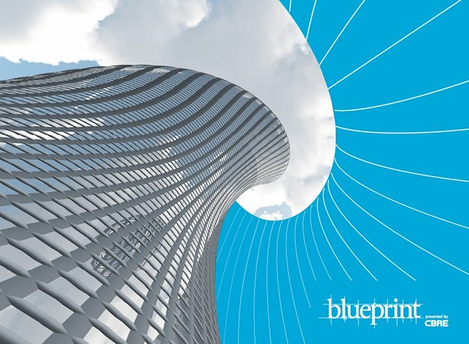 Blueprint, presented by CBRE